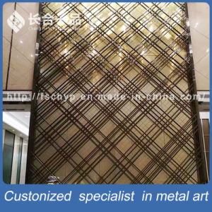 Height 11 Meters Width 6.9 Meters Customized Wall Decorative Screen for Hotel Lobby pictures & photos
