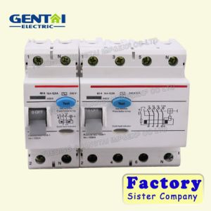 Good Quality Residual Current Circuit Breaker with Overcurrent Protection RCBO pictures & photos