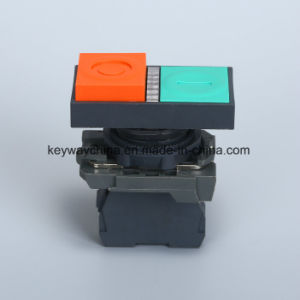 22mm Square Type Push Button Switch pictures & photos
