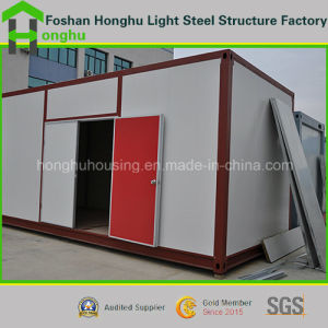 Steel Structure ISO Standard Container Home pictures & photos