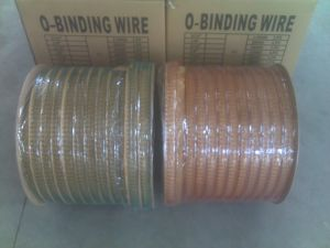 Double Loop Steel Binding Wire for Spiral Notebook pictures & photos
