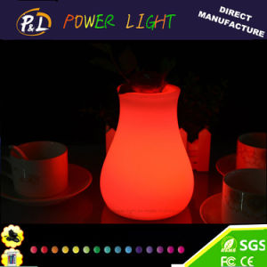 Cute Cordless Color Changing Decorative LED Table Lamp pictures & photos