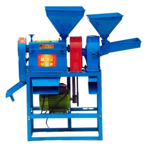Small Agricultural Machine Rice Mill pictures & photos