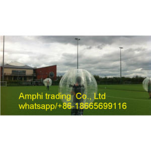Wholesale Inflatable Human Ball Bubble Soccer Gum Ball Price pictures & photos