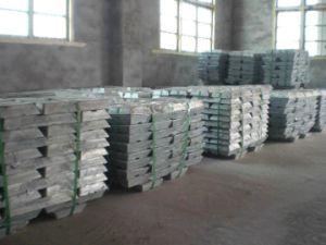 Zinc Ingot 99.995 High Quality Special High Grade Zinc Ingots pictures & photos