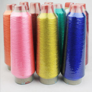 High Quality 100% Spun Polyester Sewing Embroidery Thread pictures & photos