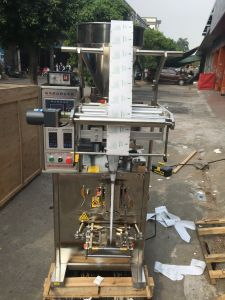 3/4 Side Sealing Machine for Honey pictures & photos
