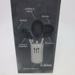 5 PCS Kitchen Cooking Utensils Set pictures & photos