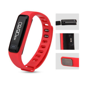 "New High Quality Fitness Tracker Smart Bracelet OLED 0.86"" Ce RoHS Smart Bracelet"