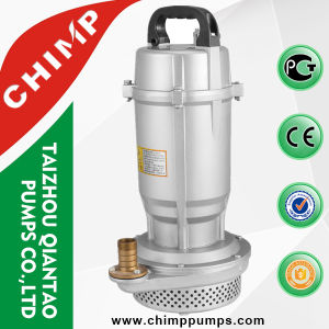 1 Inch Home Use Submersible Pump (QDX1.5-32-0.75) Saso Approved pictures & photos
