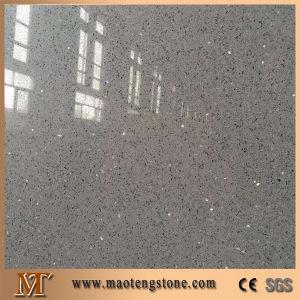 Articial Quartz Stone Sparkle Glass Quartz Slab Wholesale Price pictures & photos