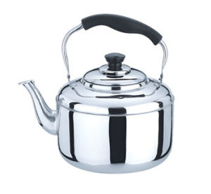 House Application Electric Stainless Steel Whistling Water Kettle pictures & photos