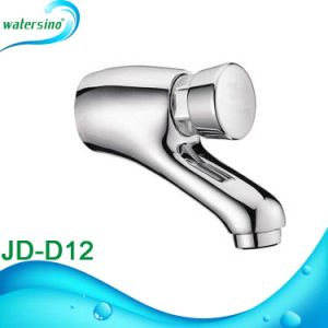 Heathful Hot and Cold Self Closing Water Tap with 5 Years Warranty pictures & photos