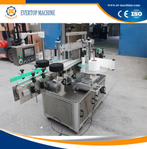 Automatic Self Adhesive Sticker Bottle Labeling Machine pictures & photos