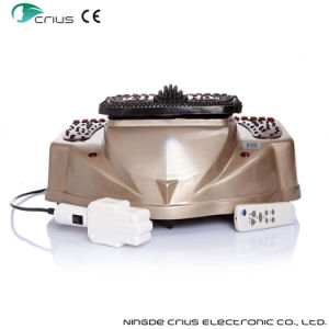 High Quality Vibration Blood Foot Massager pictures & photos