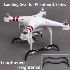 Lengthened & Heightened Landing Gear for Dji Phantom 3 pictures & photos