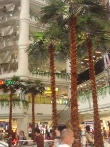 Export Factory Price Artificial Big Fiberglass Trunk Palm Trees pictures & photos