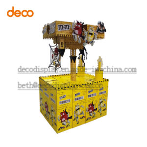 Creative Cardboard Display Paper Pallet Display Promotional Dump Bins pictures & photos