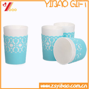 Bear High Temperature 3D Silicone Cup Sets Customed (YB-HR-130) pictures & photos