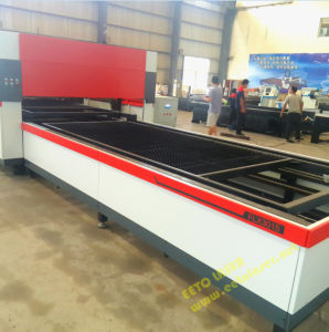 2000W CNC Laser Machine for Fast Cutting Metal Sheet (FLX3015-2000) pictures & photos