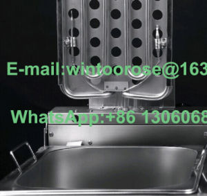 10L Top Sell New Stainless Steel Electric Fryer with CE pictures & photos