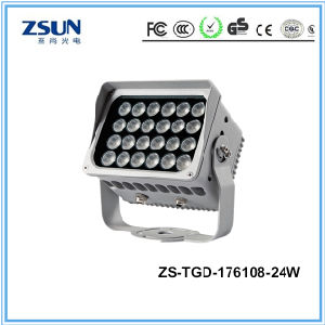 High Lumen Bridgelux Chip Waterproof IP65 Outdoor 10W LED Flood Light pictures & photos