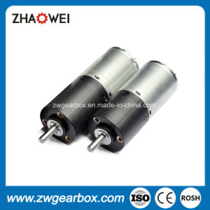 12V 24mm Massager Gear Head Motor pictures & photos