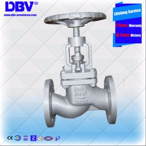 Industrial Bellow Sealing Gg25 Globe Valve