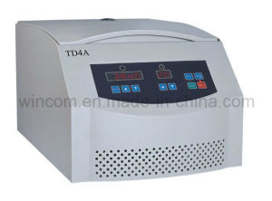 Laboratory Low Speed Centrifuge with Different Rotor (TD4A) pictures & photos