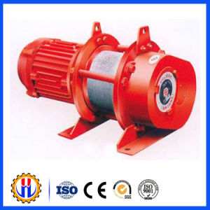 Electric Winch 5 Ton\Construction Hoist 500lbs Electric Winch\Electric Horn Winch pictures & photos