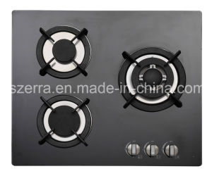 Wholesale Glass Top High Quality 3 Burner Best Gas Range Jzg53201A pictures & photos