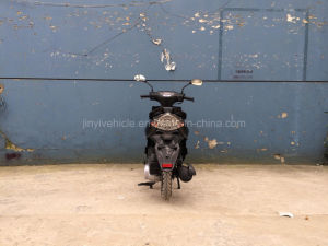 125cc Black Scooter Motorbike Gasoline Scooter Like Honda Model pictures & photos