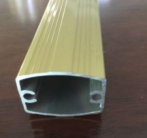 Aluminum Extrusion/Aluminium Profile for Surface Oxidized Golden.