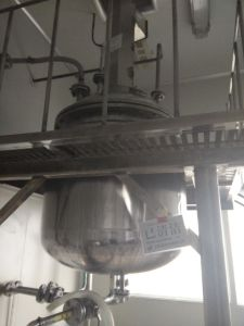 Stainless Steel Solidification Tank pictures & photos