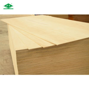 Pine Plywood Wholesale Price of China Decorative Plywood pictures & photos