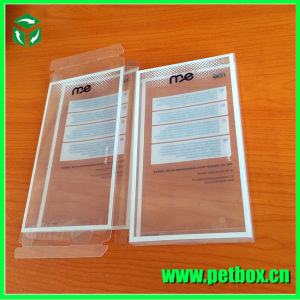 Custom Plastic Phone Shell Packaging Container Box