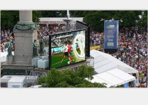 P10mm Outdoor Advertising LED Display pictures & photos