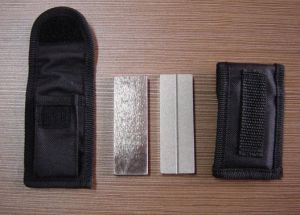"Diamond Pocket Sharpener Medium Grit 3"" X 1"" - 26m pictures & photos"