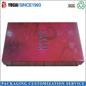 Red Coverl Collection Paper Packaging Box Gift Box pictures & photos