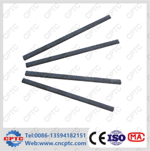 C45 Steel Non-Standard Gear Rack and Pinion pictures & photos