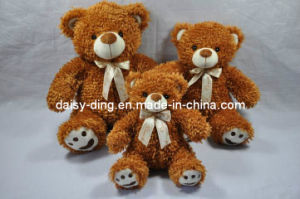 3 Asst Big Plush Teddy Bears with Soft Material pictures & photos