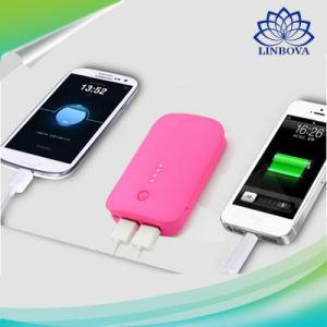 Flashlight 7800mAh Dual USB Fast Charging Power Bank USB 2.1A Laptop Power Bank pictures & photos