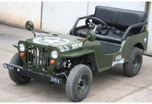 110cc/125cc/150cc Mini Jeep Cars Mc-424 pictures & photos
