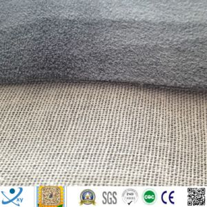 Plain Super Soft Short Hair Brushed Velvet Fabric for Sofa, Toy and Upholstery pictures & photos