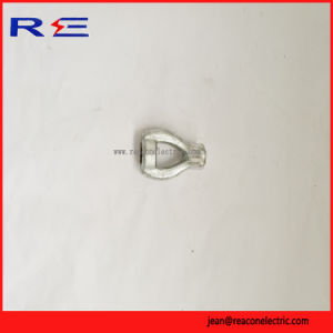 Forged Carbon Steel Thimble Eye Nut for Pole Line Hardware pictures & photos