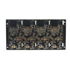 Multilayer Printed Circuit Board Prototype PCB Blind Buried Vias pictures & photos