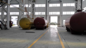 ASME Approved 50000L Good Quality Fuel Storage Tank with Valves on Truck pictures & photos