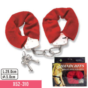 Bondage Kit Set 6 PCS Sex Toy Set Whip, Candle, Hand Cuff, Nipple Clamps, Mouth Ball pictures & photos