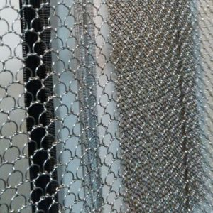 Curtain Wall Decorative Wire Netting pictures & photos