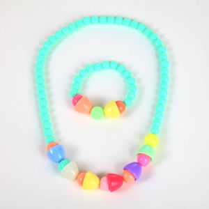Fashion Beaded Necklace for Girls Children pictures & photos
